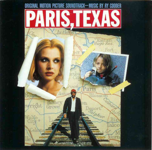 paris texas, wim wenders
