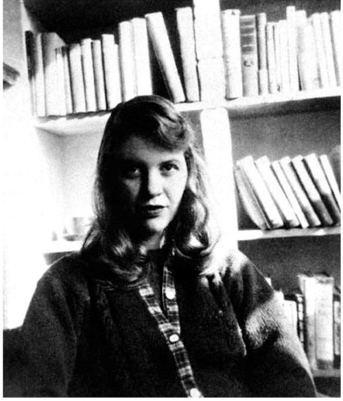 Sylvia Plath October 27th 1932 - 11th February 1963