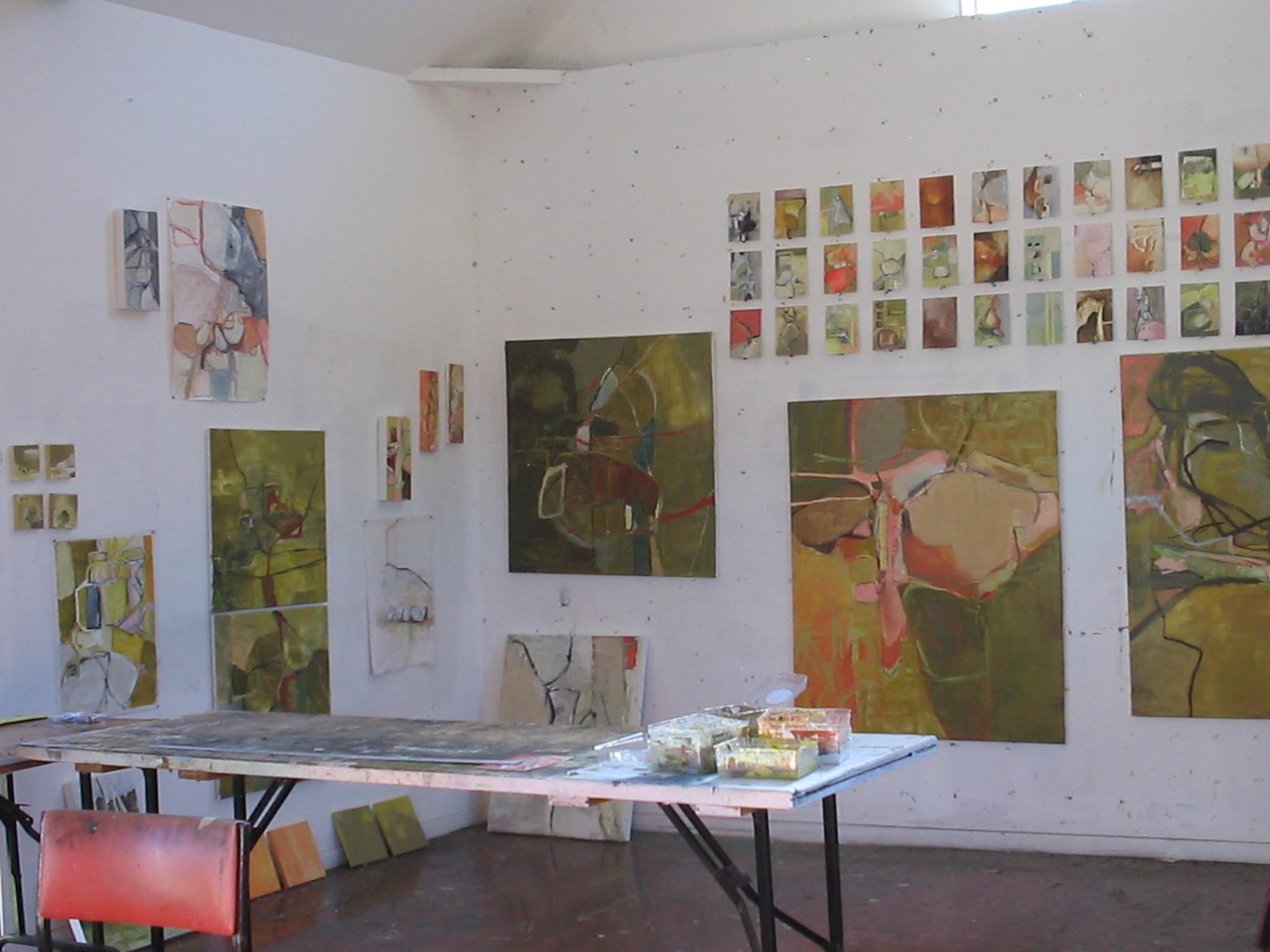 Studio Bundanon 2